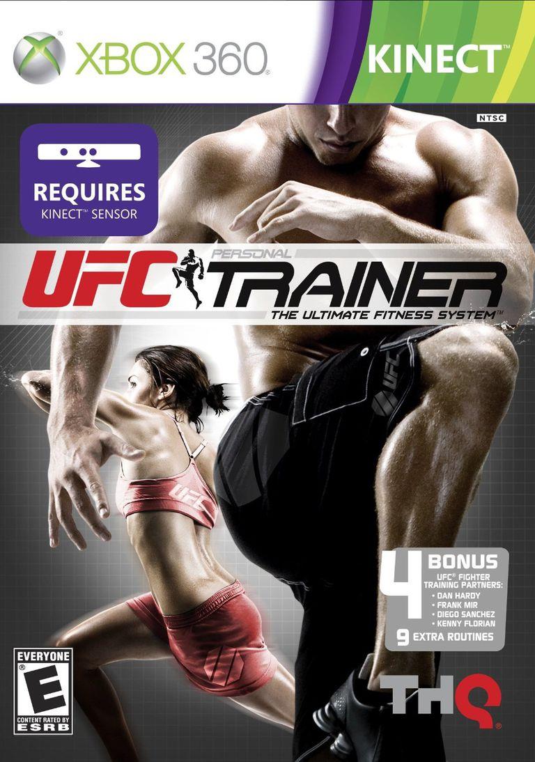 UFC Trainer box