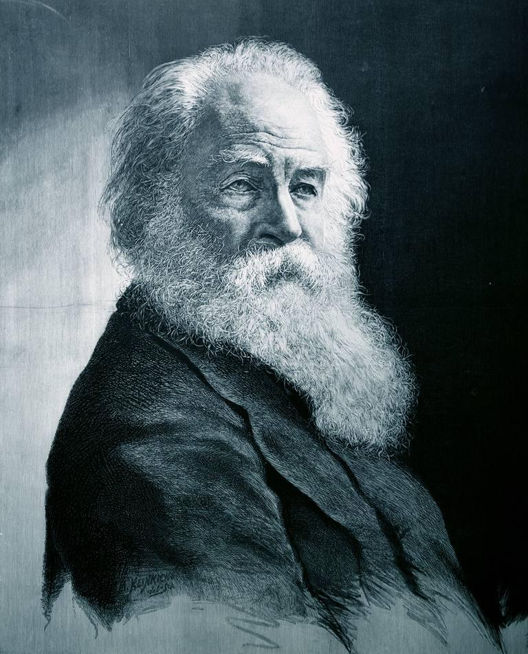 Walt Whitman, American poet