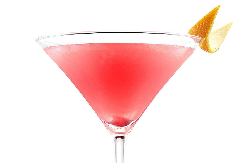 how to make a cosmopolitan martini