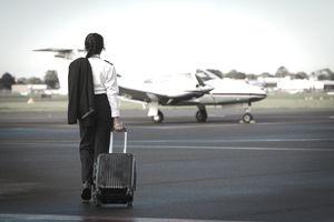 Pilot Departing