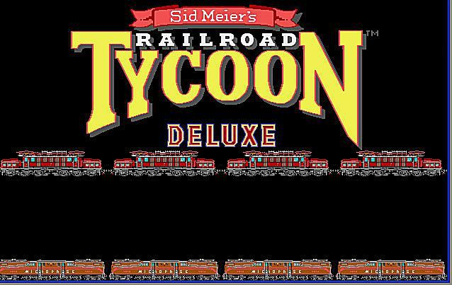 Free Tycoon Game Railroad Tycoon