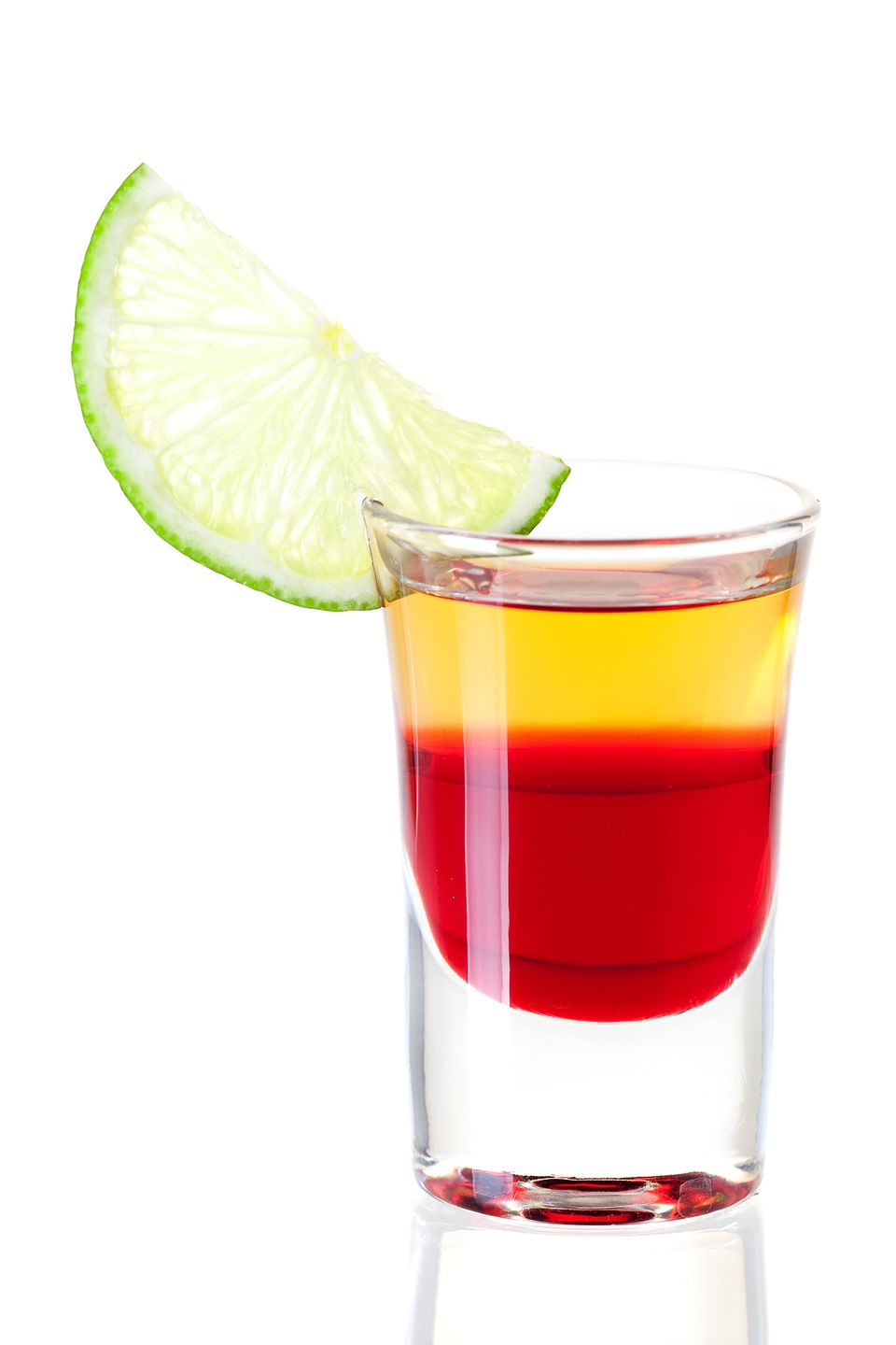 Jelly Bean Shooter with lime