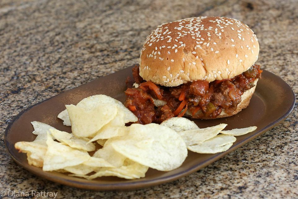 Barbecue Beef Sandwich, Slow Cooker