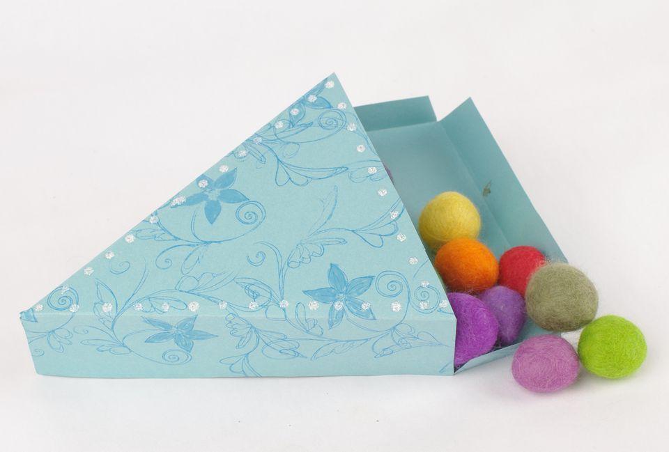 Decorative paper can transform a project