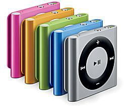 4th Generation Apple iPod Shuffle