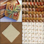 Learn How to Crochet the Afghan Stitch With Our Free Video