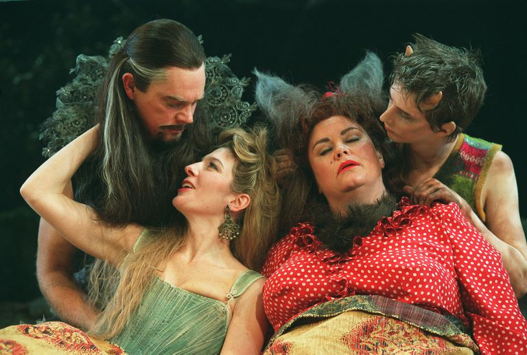 DAWN FRENCH STARS IN 'A MIDSUMMER NIGHT'S DREAM'