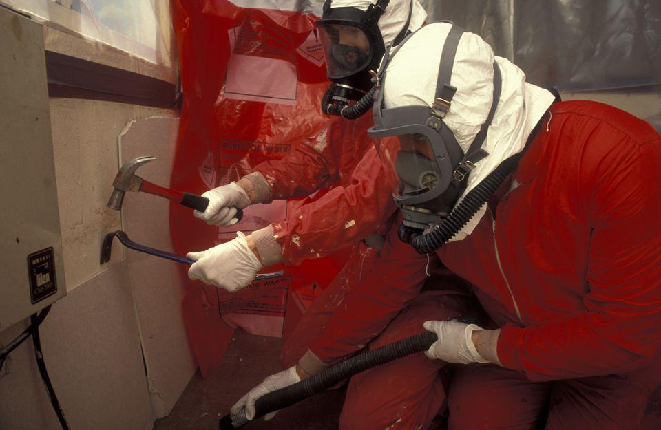 Asbestos Removal 89732439