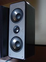 The Episode LCR-4 compact stereo speaker
