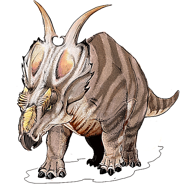 Profiles and Pictures of Horned, Frilled Dinosaurs