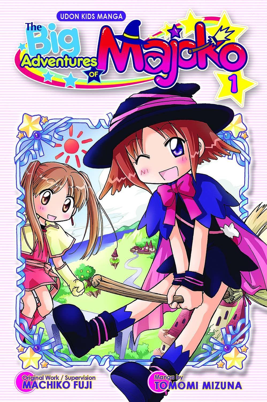 Fun Kids Manga For Young Readers