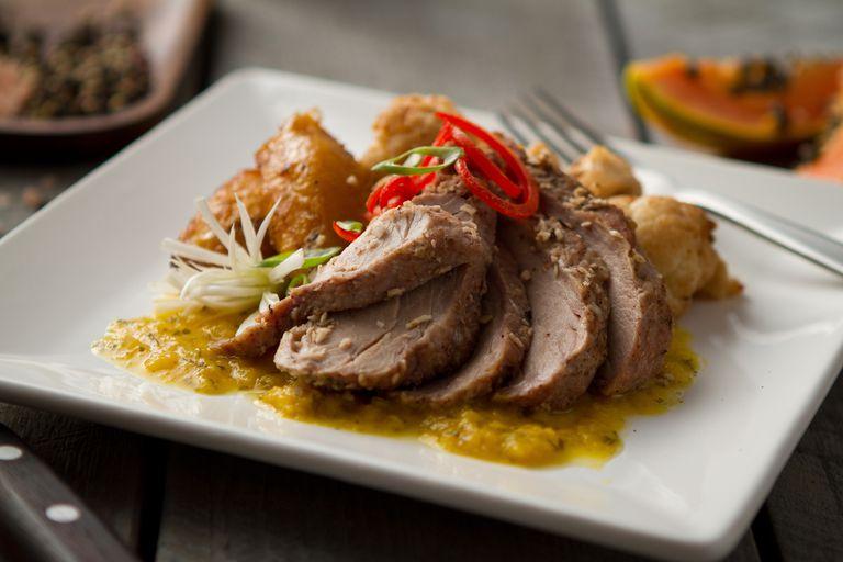 BistroMD Food Review - pork