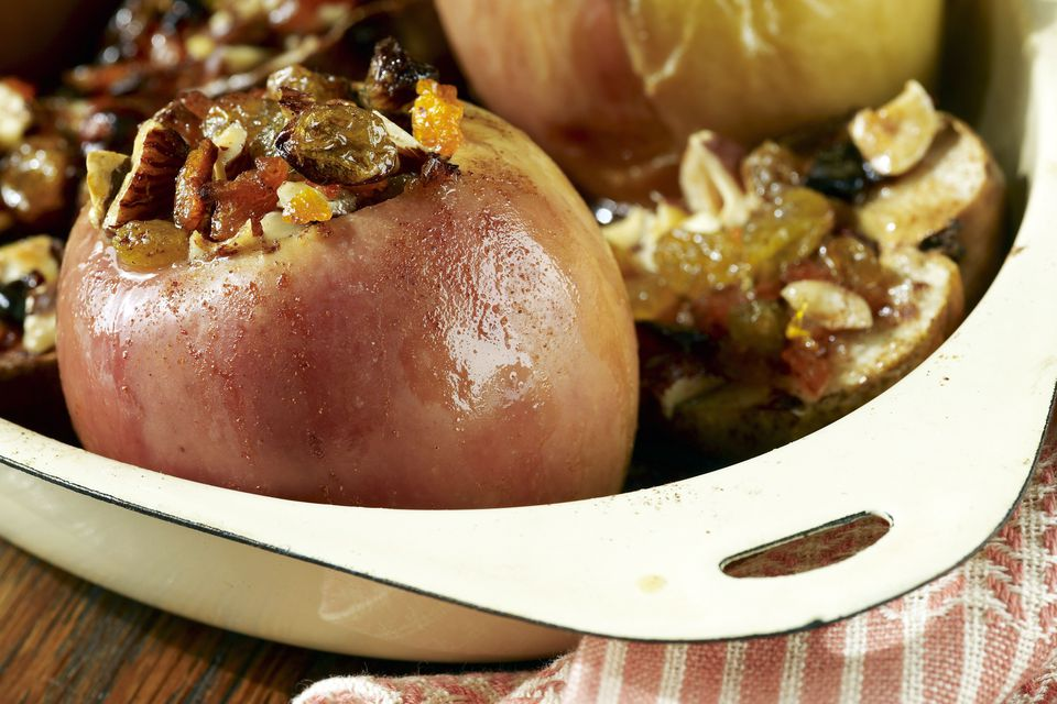Baked Apples, Slow Cooker