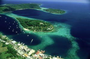 Port Vila Harbor, Efate, Vanuatu