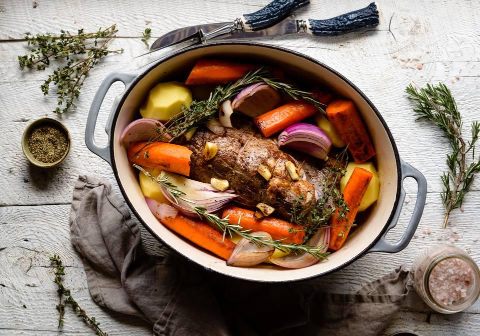 crockpot onion soup beef pot roast recipe