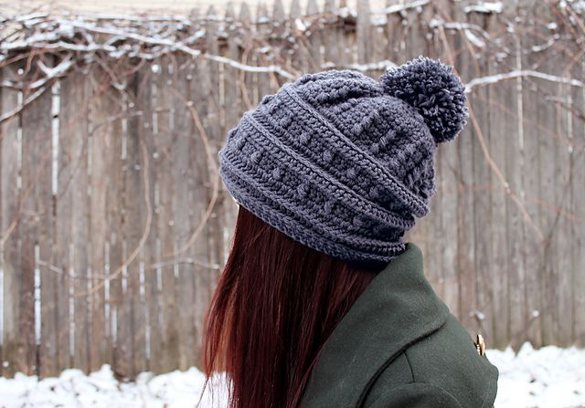 Puff Hat Crochet Pattern