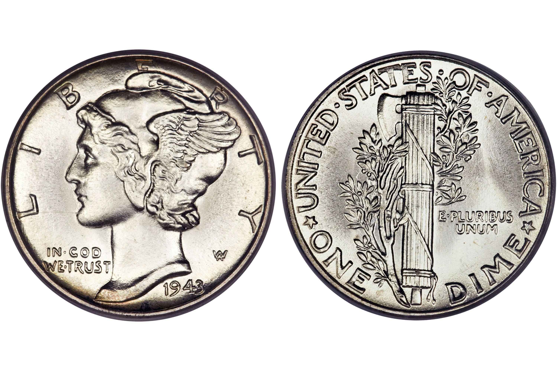 Mercury Dime Values & Prices - photo#5