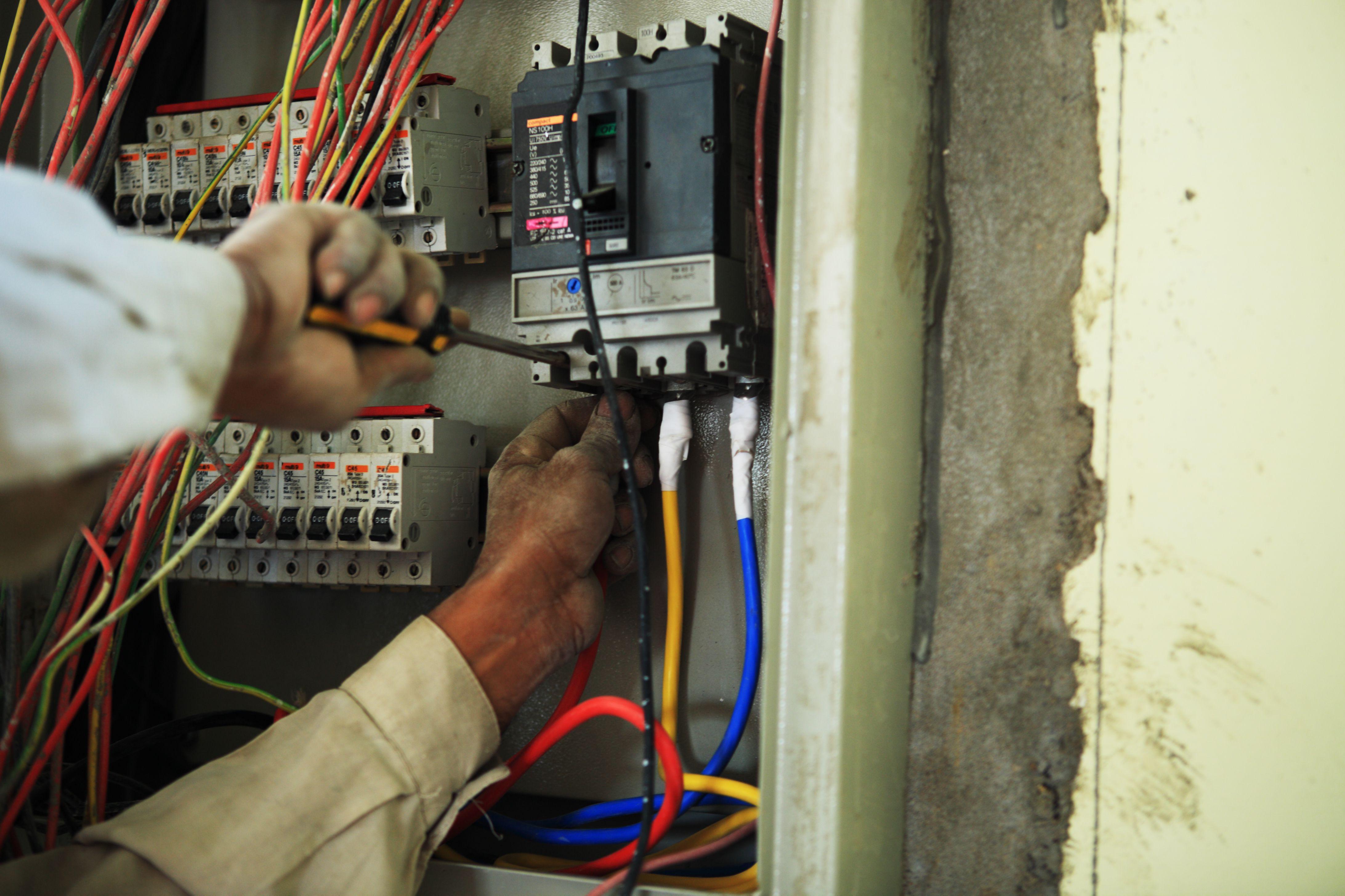 Fantastisch Home Electricity Basics Zeitgenössisch - Elektrische ...