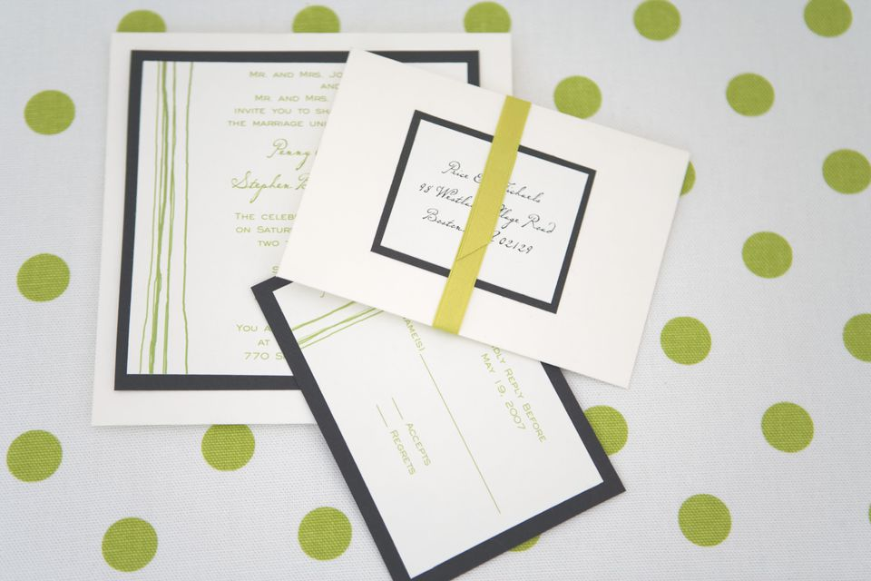 7 tips for getting wedding guests to rsvp - Wedding Invitations Rsvp