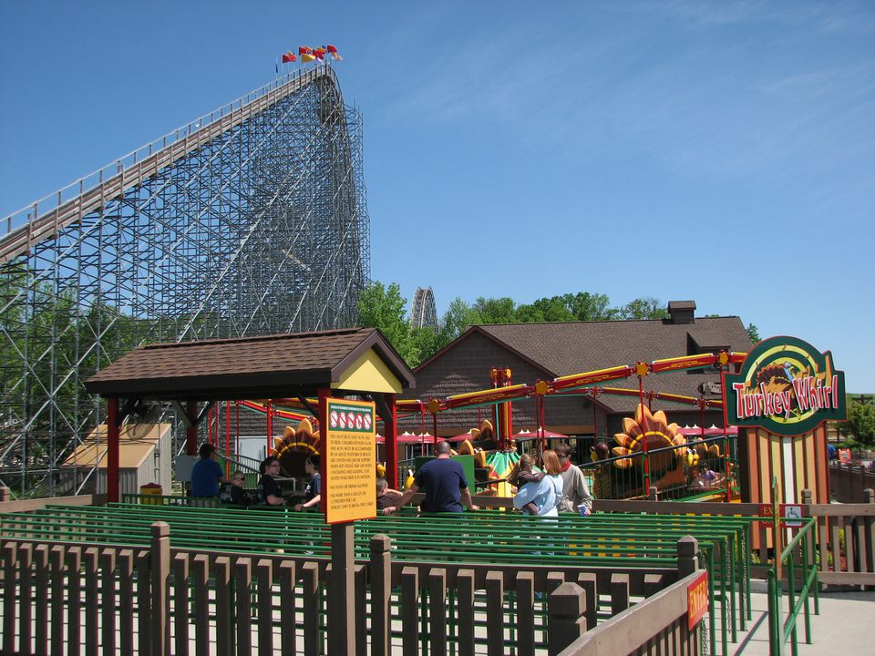 Midwest Amusement Parks For Family Vacations - Midwest family vacations