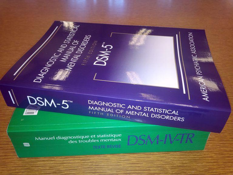 DSM-5 & DSM-IV-TR