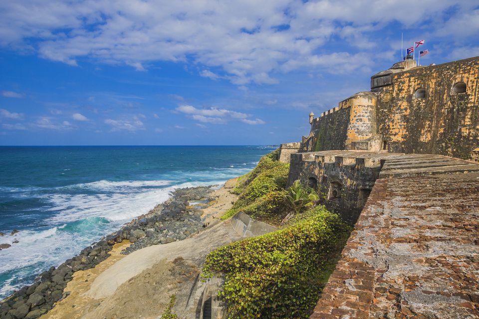 El Morro, Castillo (castle) San Felipe