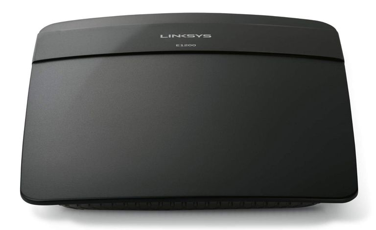 Photo of a Linksys E1200 Router