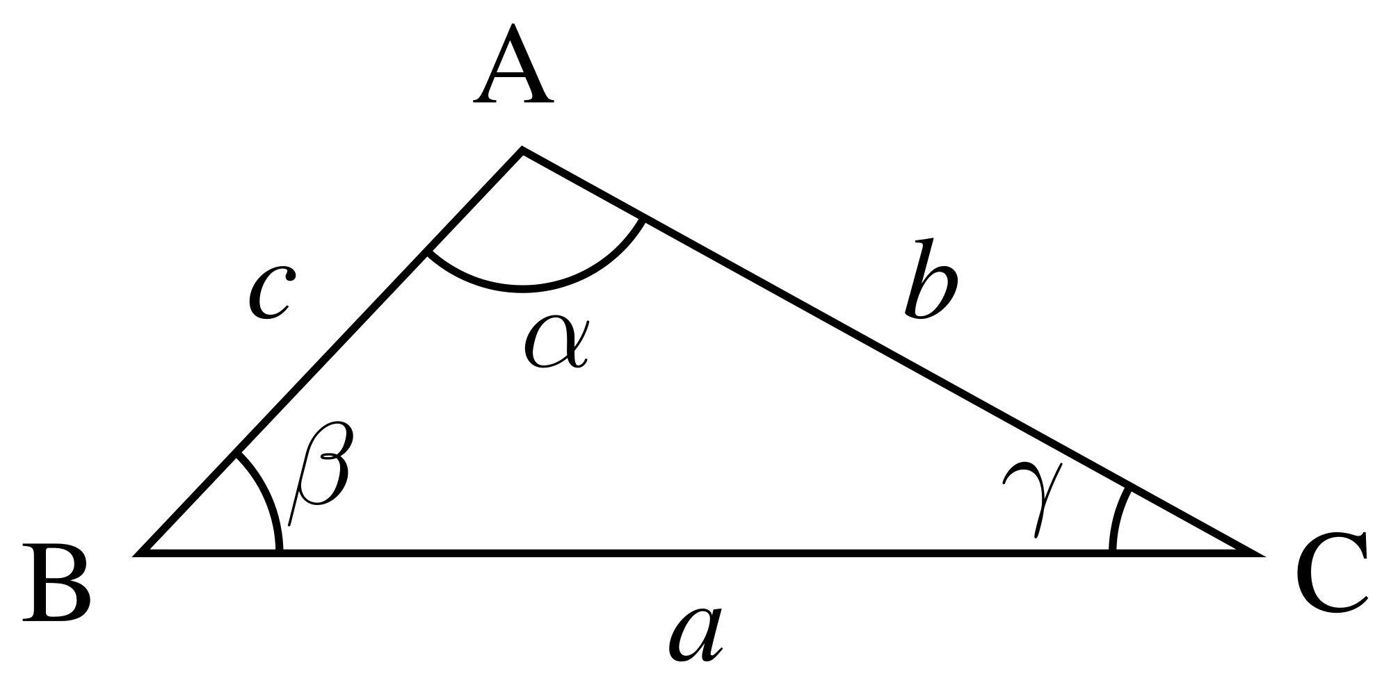 Triángulo | Qué es, características y fórmulas