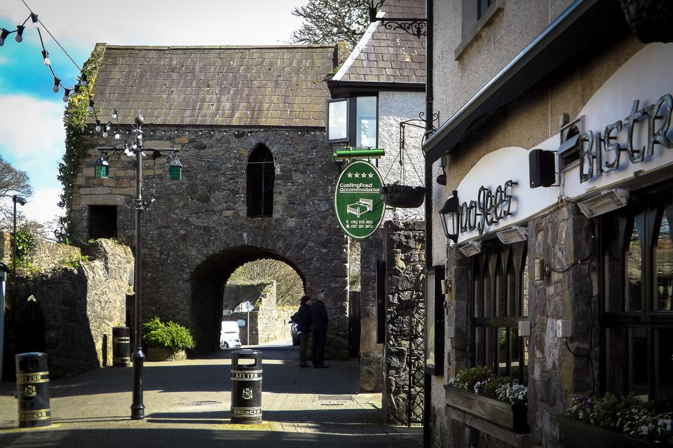 Carlingford - busiest (and most scenic) town on the Cooley Peninsula