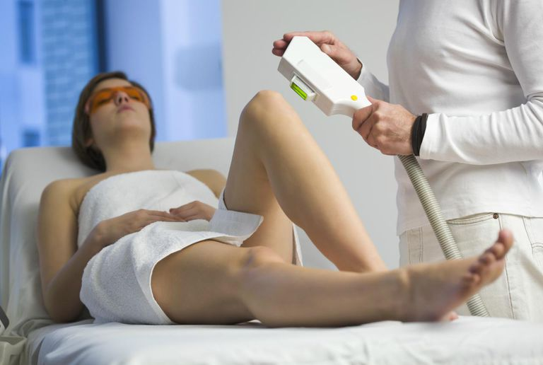 pubic laser hair removal