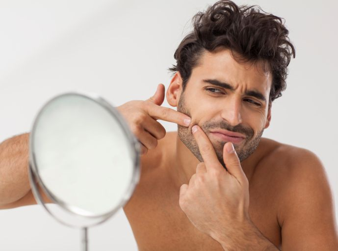 Treating Acne In Adult Men