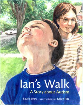 Cover art of Ian's Walk: A Story About Autism