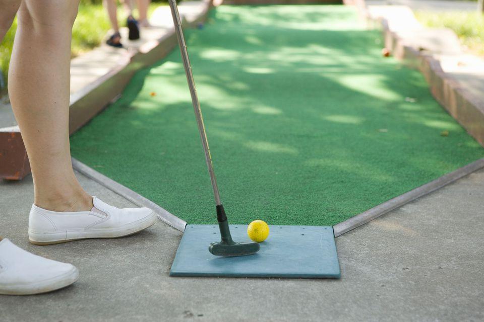 Mini golf courses in D.C.