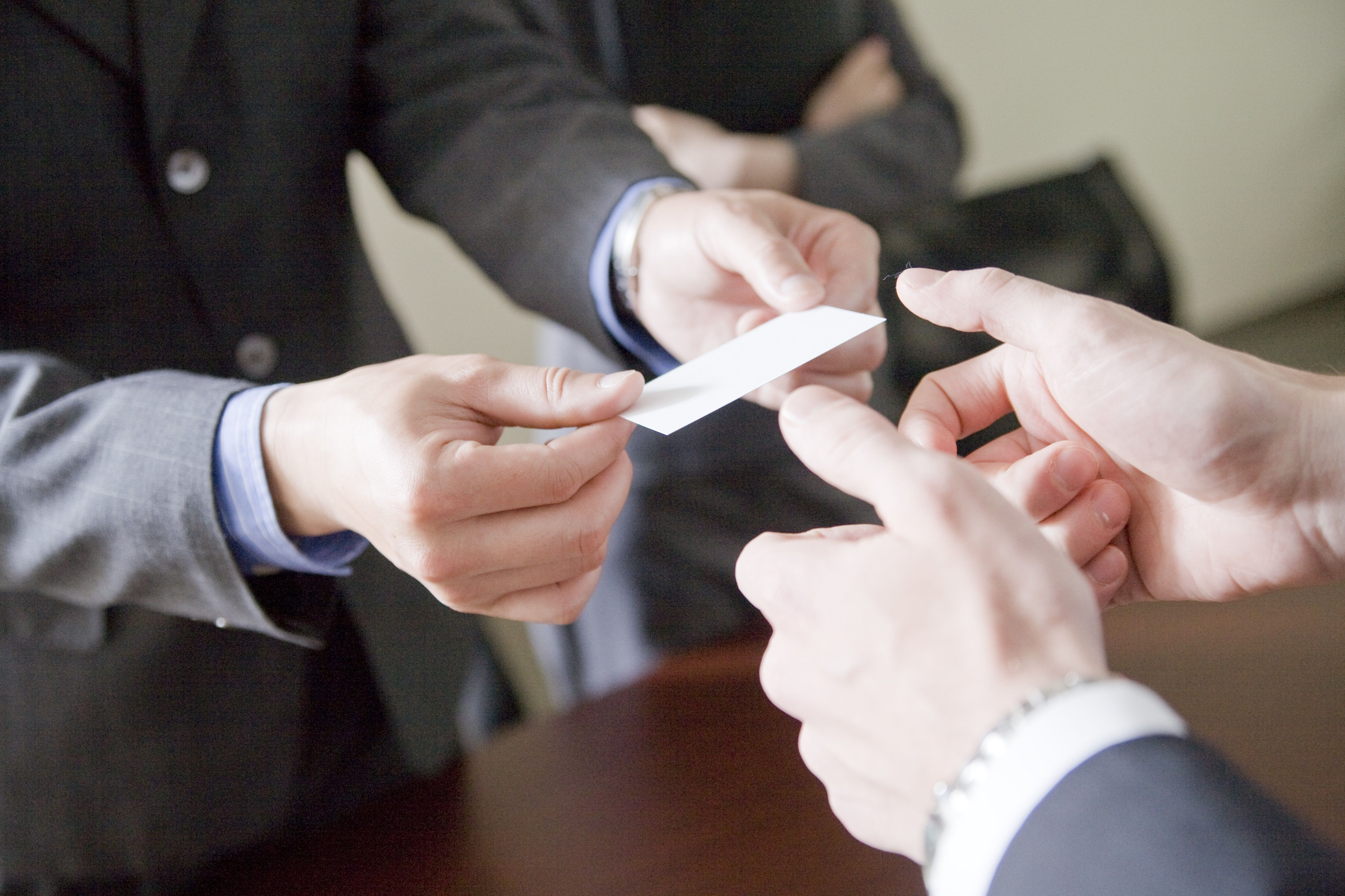 Chinese traditions and etiquette tips for Chinese business card etiquette