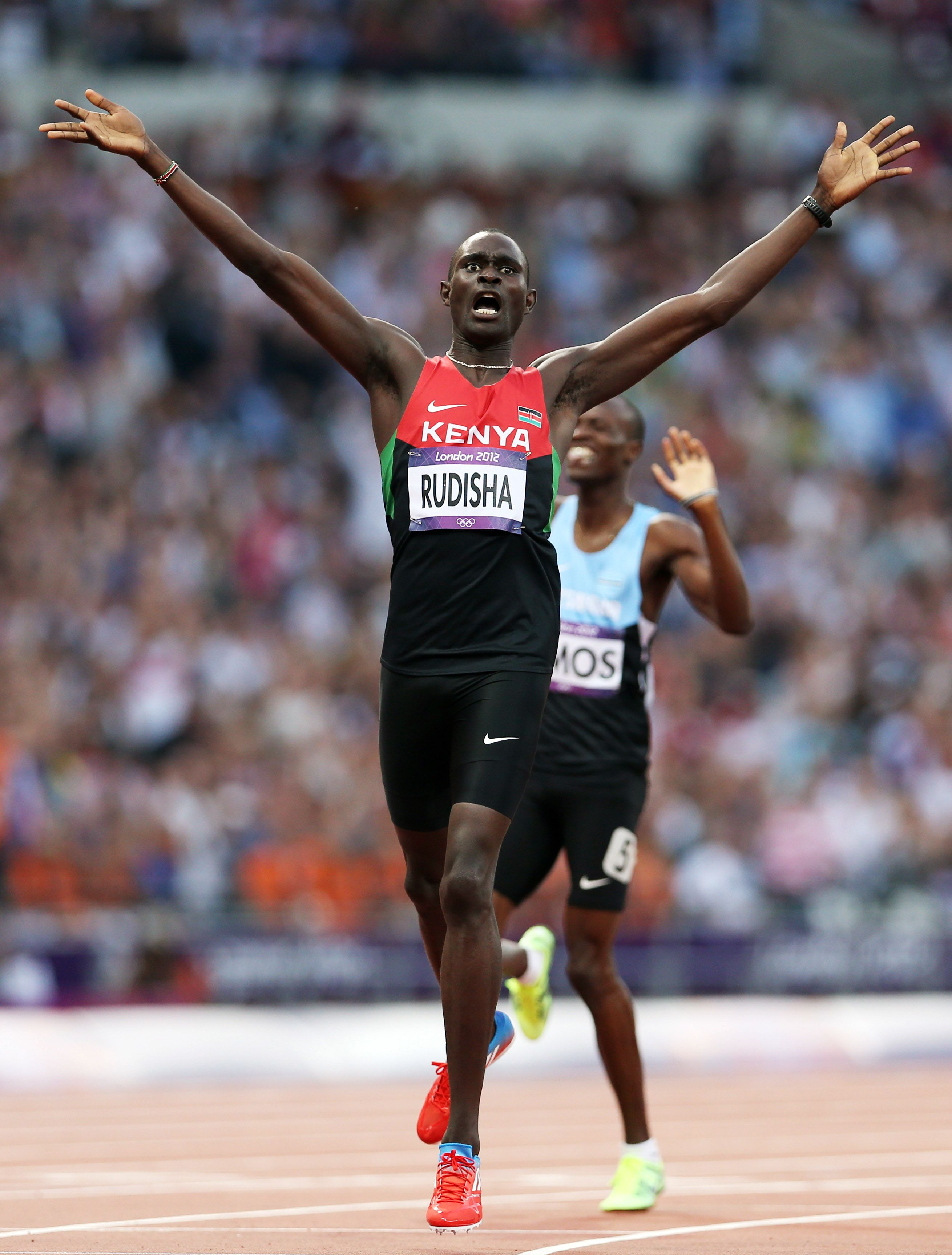 David Rudisha: Profile of 800-Meter Runner