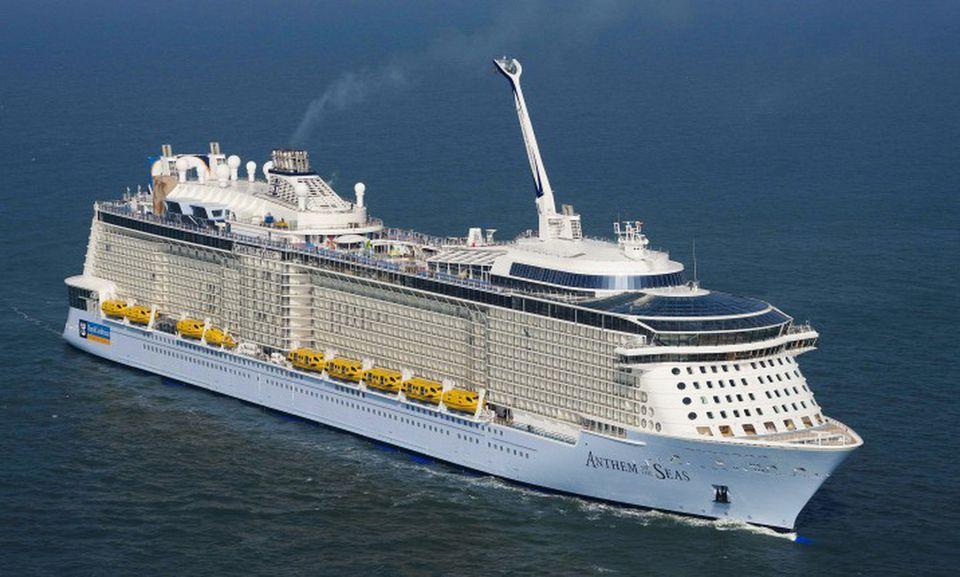Anthem Of The Seas Cruise Ship Profile - Anthem of the seas cruises