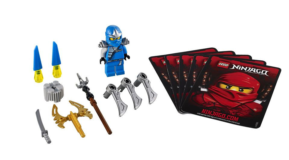 LEGO Ninjago Spinner Booster Packs