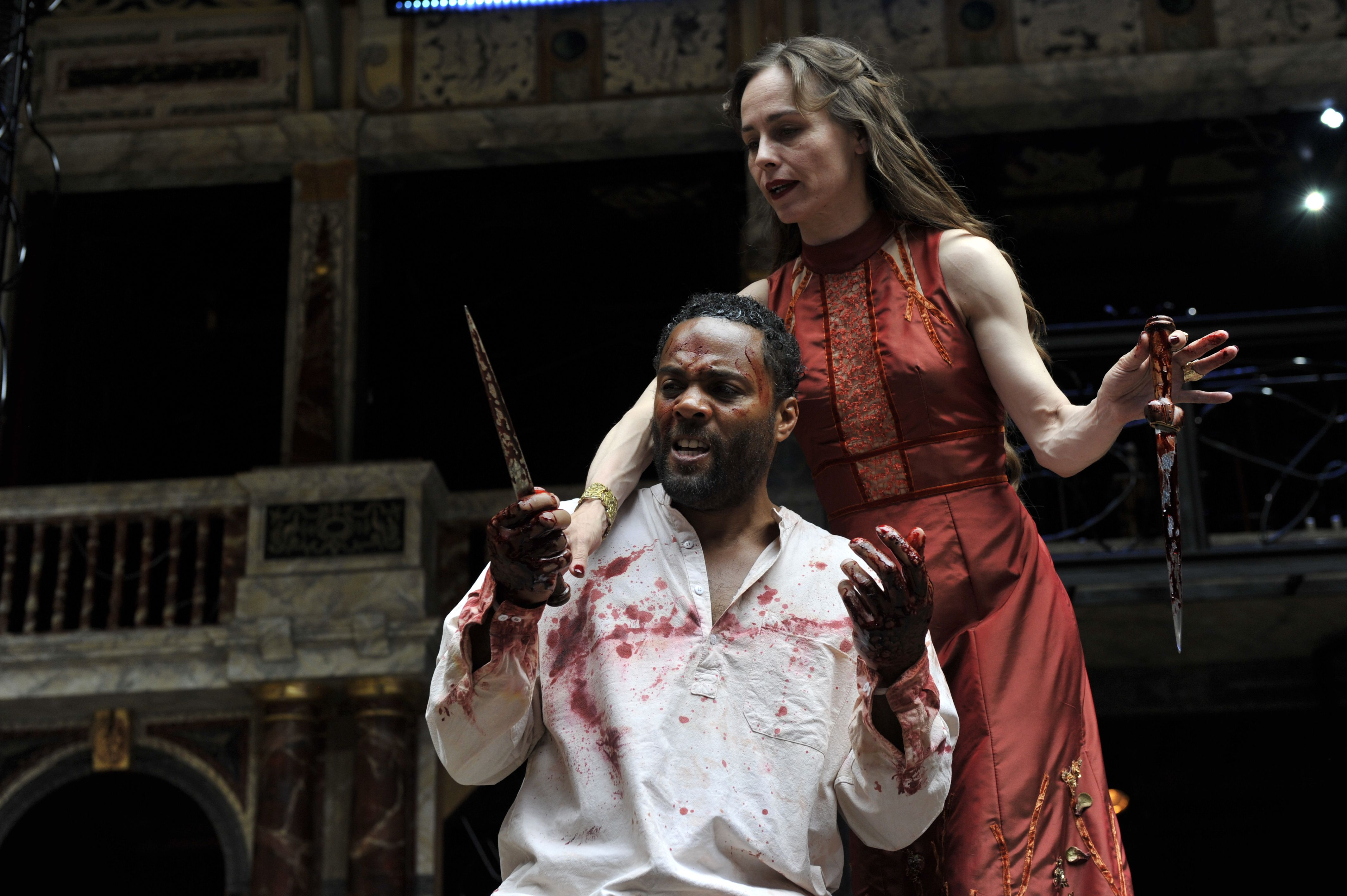 An analysis of macbeths ambition macbeth performed at the globe theatre buycottarizona