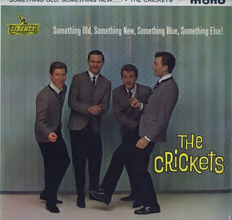 The Crickets 1962 album, made after Buddy Holly's death