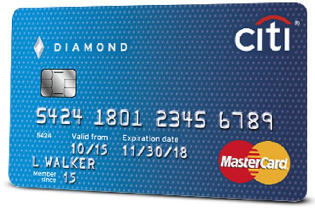 Citi Secured MasterCard Credit Card Review