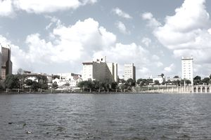 The Lakeland City Skyline