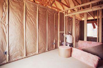 Fiberglass vs rigid foam insulation for Insulation options for new homes