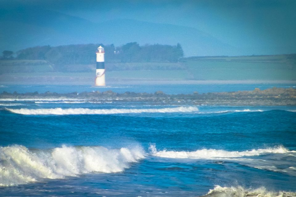 Lighthouse at Strandhill