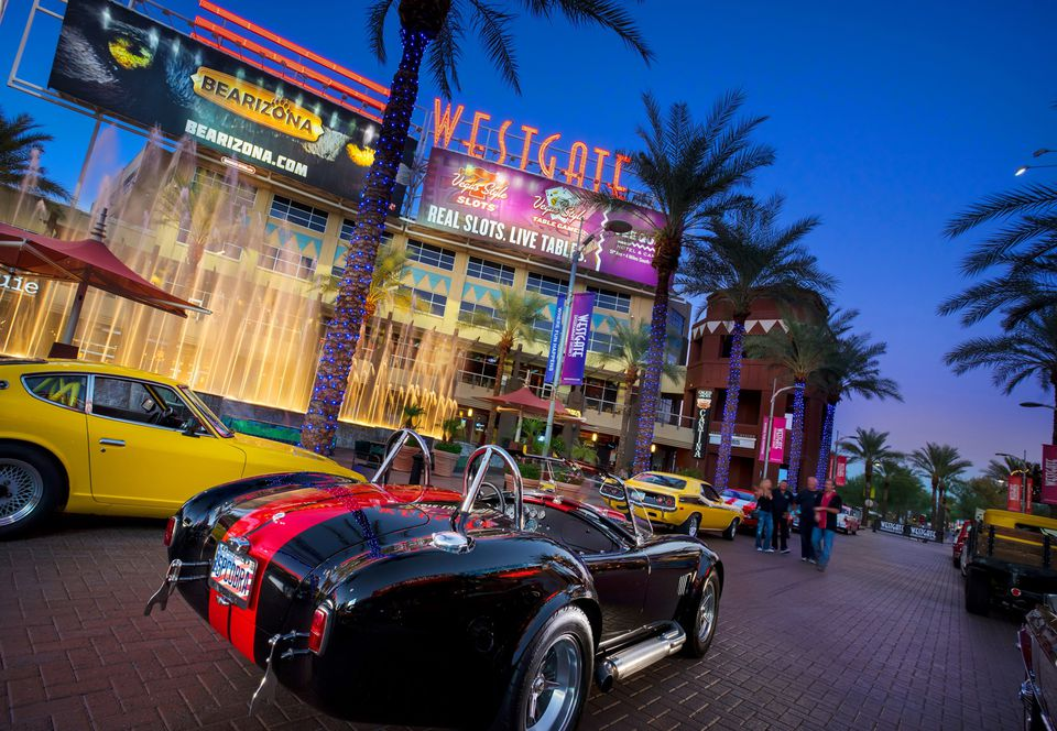 Westgate Hot Rod Night in Glendale