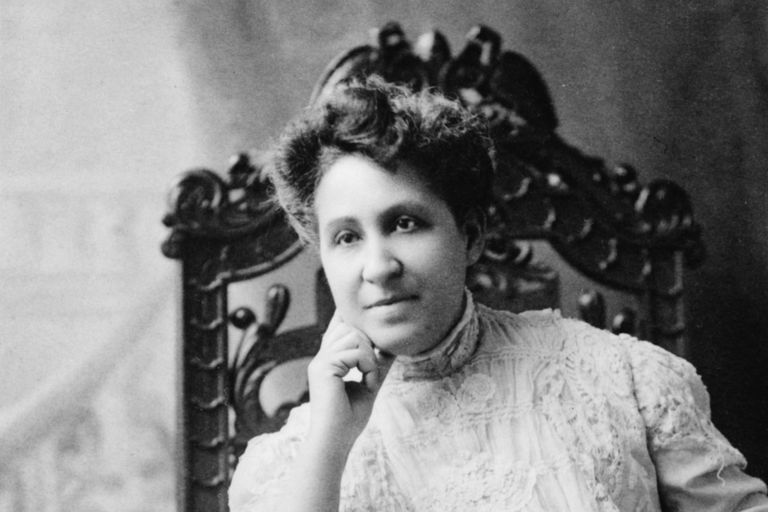 Mary Church Terrell, about 1890