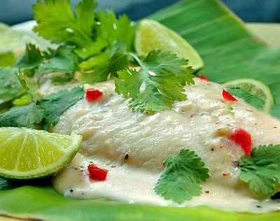 Easy thai style pan fried fish recipe for Pan fried fish recipe