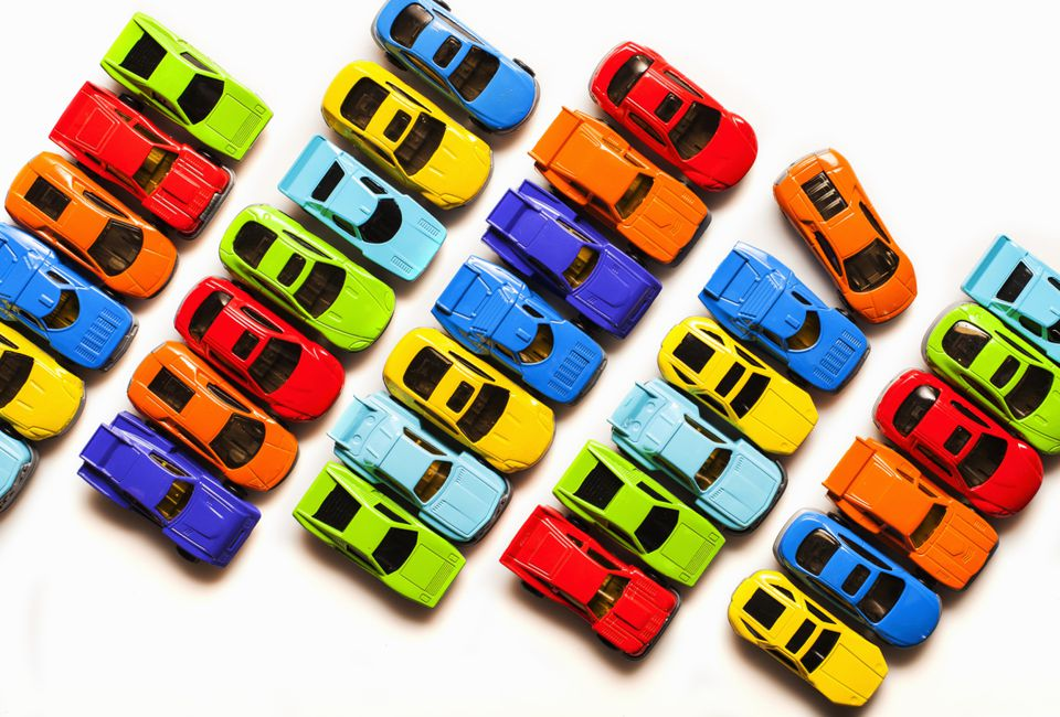 Best Car Toys For Toddlers : Best types of toy cars for kids