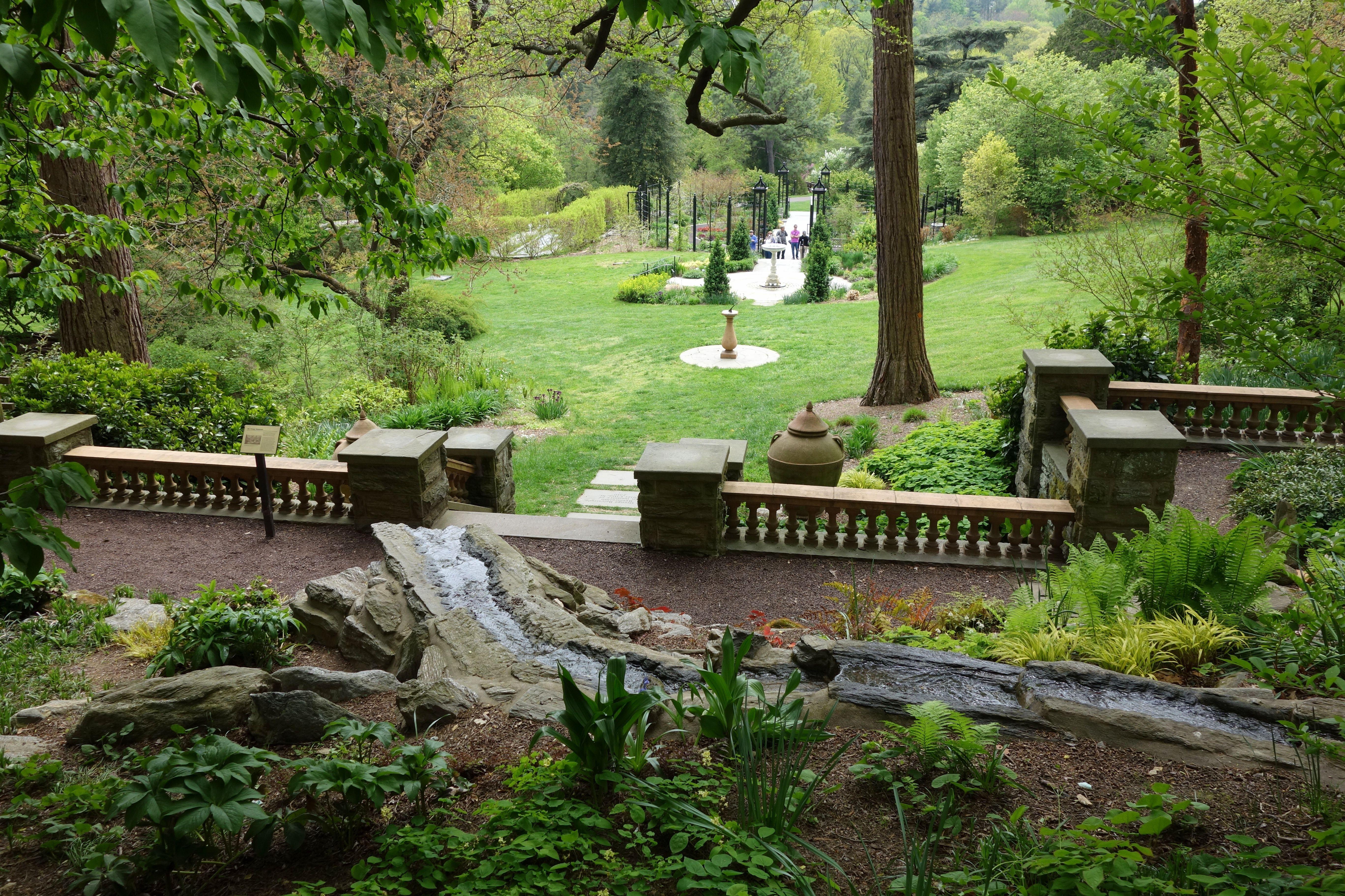 Botanical Garden Philadelphia Garden Ftempo