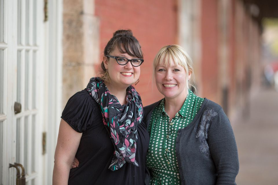 Inside Atlanta: Shannon Mulkey and Christy Petterson of Indie Craft Experience