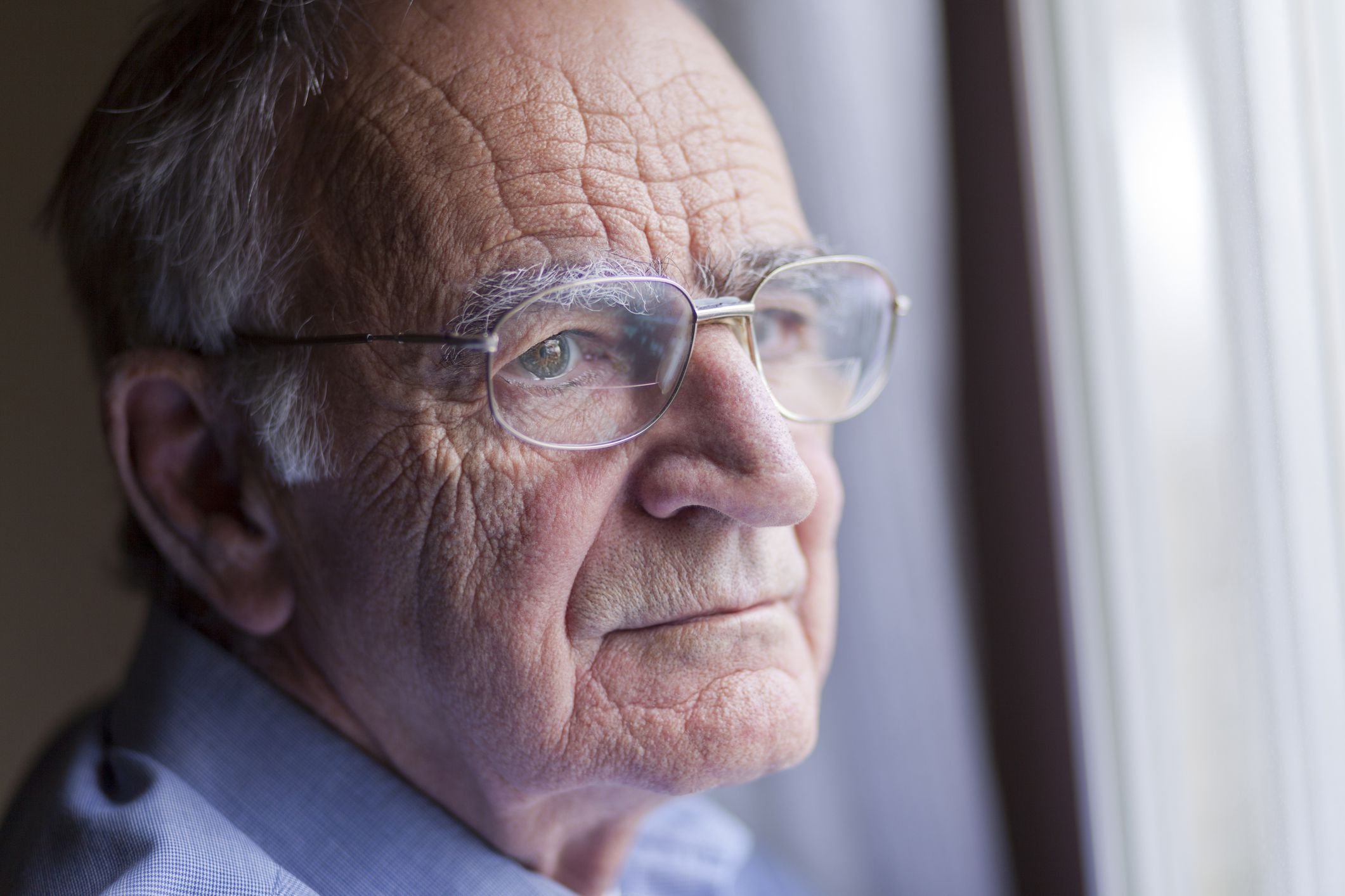 Aging Causes Eye Problems and Diseases in the Elderly